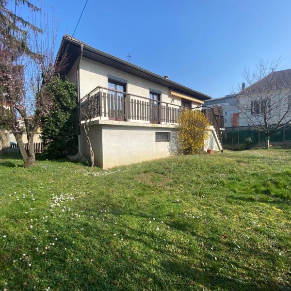 Offres de vente Villa Bron 69500